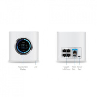 WiFi Mesh система Ubiquiti AmpliFi HD Mesh Router (AFI-R) (AC 1750, 4xGE LAN, 1xGE WAN, 1xUSB 2.0, MESH, 3 антенны, 26dBi)