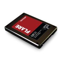 "Накопитель SSD   60GB Patriot Flare 2.5"" SATAIII MLC (PFL60GS25SSDR)"