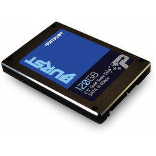 Накопитель SSD  120GB Patriot Burst 2.5 SATAIII 3D TLC (PBU120GS25SSDR)