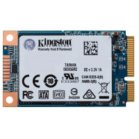Накопитель SSD  120GB Kingston UV500 mSATA SATAIII 3D TLC (SUV500MS/120G)