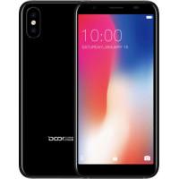 Смартфон Doogee X55 Dual Sim Black (6924351653705)