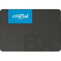 "Накопитель SSD  120GB Crucial BX500 2.5"" SATAIII 3D NAND TLC (CT120BX500SSD1)"