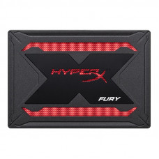 Накопитель SSD  240GB Kingston HyperX Fury RGB 2.5 SATAIII 3D TLC (SHFR200B/240G) Upgrade Kit
