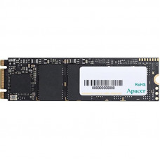Накопитель SSD  120GB Apacer AS2280P2 M.2 PCIe 3.0 3D TLC (AP120GAS2280P2-1)
