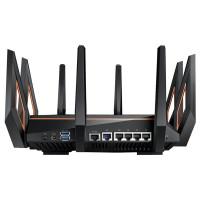 Беспроводной маршрутизатор Asus ROG Rapture (GT-AX11000) (AX11000, 1*Wan, 4*LAN, 2*USB, MU-MIMO)