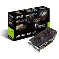 GF GTX 960 4GB GDDR5 Strix OC Asus (STRIX-GTX960-DC2OC-4GD5) Refurbished