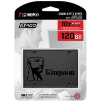 "Накопитель SSD  120GB Kingston SSDNow A400 2.5"" SATAIII TLC (SA400S37/120G)"