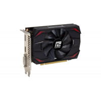 Видеокарта AMD Radeon RX 550 4GB GDDR5 Red Dragon PowerColor (AXRX 550 4GBD5-DH)