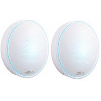 Wi-Fi Mesh система ASUS Lyra Mini (MAP-AC1300-2PK) (AC1300, 1хGE WAN, 1xGE LAN, MESH, MU-MIMO, 3 антенны, 2-pack)
